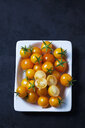 Bowl of cherry tomatoes 'Golden Nugget' - CSF29229