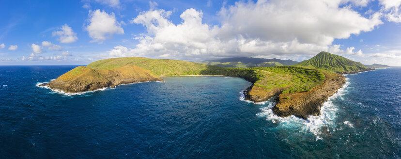 USA, Haswaii, Oahu, Hanauma Bay Nature Preserve, Hanauma Bay - FOF10258