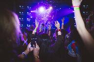 Millennial dancing, partying in nightclub - HEROF15778