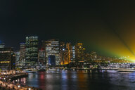 Australia, Sydney at night - KIJF02261