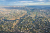 USA, California, Del Mar, Aerial view - RUNF01102