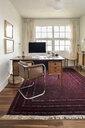 Mid-century modern home office - HEROF19042