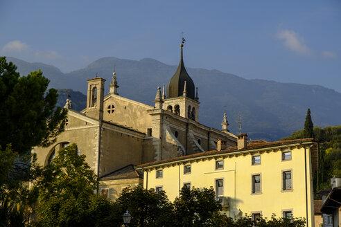 Italy, Dolomites, Trentino-Alto Adige, Arco, Collegiata dell'Assunta - LBF02361