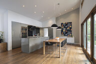 Home showcase open plan kitchen and dining room - HEROF20515