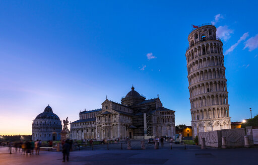 Pisa Cathedral and Leaning Tower, Pisa, Italy - CUF48749