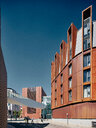 Chancery House, Paradise street interchange at Liverpool One shopping centre, Liverpool, UK - CUF48965