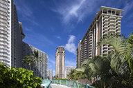USA, Hawaii, Oahu, Honolulu, Waikiki, high-rise buildings - FOF10333