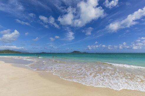 USA, Hawaii, Oahu, Ka'O'lo Point, beach - FOF10347