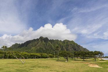 USA, Haswaii, Oahu, Ko'olau Range - FOF10350
