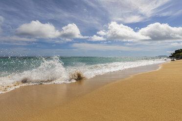 USA, Hawaii, Oahu, Ka'O'lo Point, beach - FOF10353
