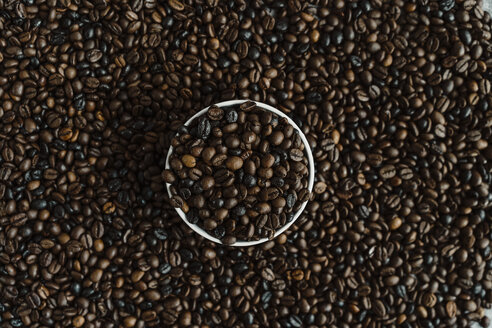 Bowl full of coffee beans - AFVF02377