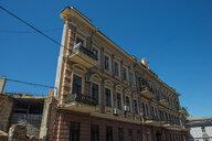 Ukraine, Odessa, House with one wall - RUNF01231