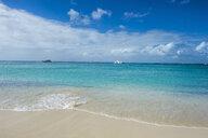Caribbean, Antilles, Sint Maarten, Friar´s Bay, Oversea France - RUNF01238