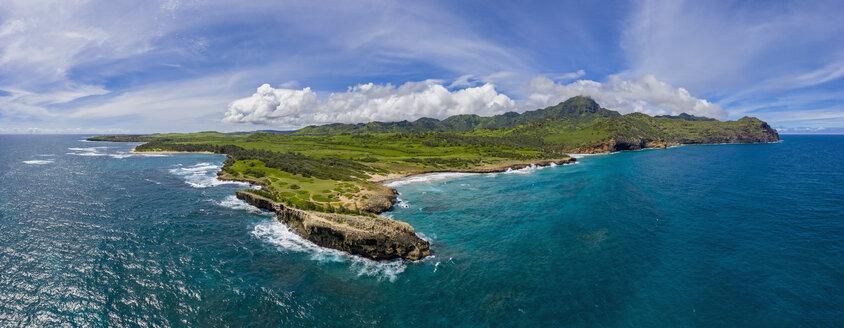 USA, Hawaii, Kauai, Kamala Point, Aerial view - FOF10391