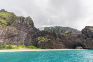 USA, Hawaii, Kauai, Na Pali Coast State Wilderness Park, Na Pali Coast - FOF10394