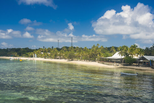 Fiji, Mamanuca islands, Mana island, beach - RUNF01342