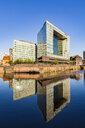 Germany, Hamburg, HafenCity, Ericusspitze, Spiegel publishing house - WD05126