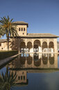Spain, Andalusia, Granada, Alhambra, Nasrid palace - KB00531