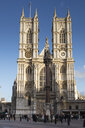 UK, London, Westminster Abbey - WI03839