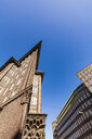 Germany, Hamburg, Kontorhaus Quarter, Chile House and Sprinkenhof - WDF05163