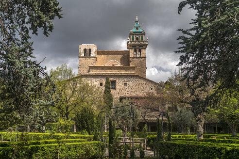 Spain, Balearic Islands, Majorca, Valldemossa, Valldemossa Charterhouse - PC00398