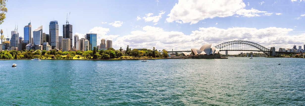 Australia, New South Wales, Sydney, panoramic of Sydney - KIJF02349 - Kiko Jimenez/Westend61