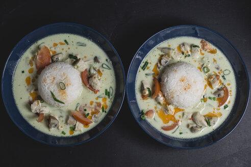 Tom Ka Gai, Thai soup with chicken - STBF00235