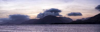UK, Scotland, Onich, Loch Linnhe - ALRF01415
