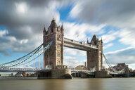UK, London, Tower Bridge - MKFF00438