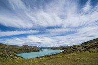 Chile, Patagonia, Torres del Paine National Park, scenic - RUNF01485