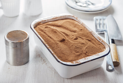 Tiramisu with coconut and cashew cream - IPF00509