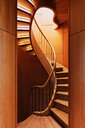 Abstract Spiral Staircase - MINF10769