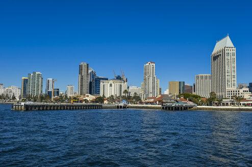USA, California, San Diego, Skyline - RUNF01592