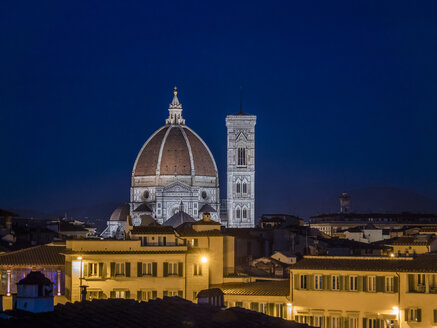 Italien, Toscana,  Florenz, Brunelleschi's Dome Cupola di Brunelleschi, Kathedrale von Florenz - LAF02243