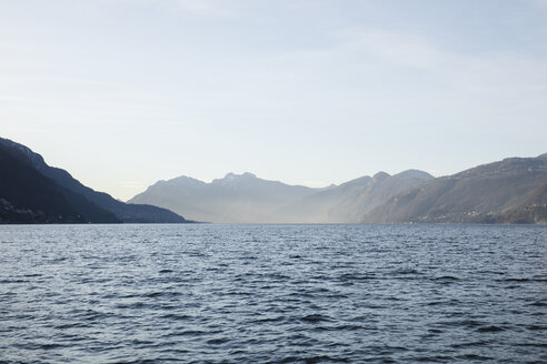 View of the lake from the ferry. Como, Italy. - MRAF00366