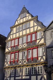 Fachwerkhaus, Kornmarkt, Herborn, Hessen, Deutschland - LBF02474