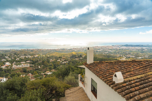 Spain, Mijas historic old white town village in Andalucia - TAMF01177
