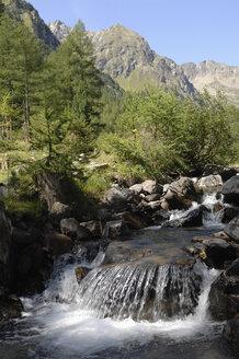 Austria, Lungau, mountain stream - CRF02844