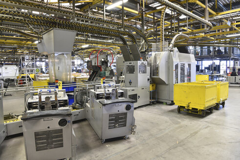 Machines for transport and sorting plant in a printing shop - SCHF00467
