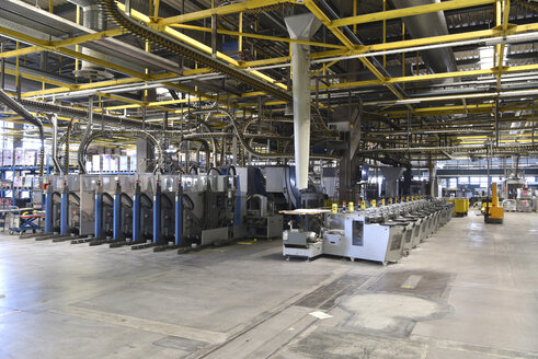 Machines for transport and sorting plant in a printing shop - SCHF00476