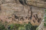 USA, Colorado, Mesa Verde National Park, Square Tower House - RUNF01730