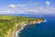 USA, Hawaii, Big Island, Pacific Ocean, Pololu Valley Lookout - FOF10602