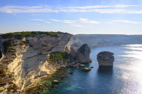 Klippen von Bonifacio, Korsika, Corse, Frankreich - LBF02520