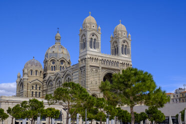 France, Marseille, Marseille cathedral - LBF02541