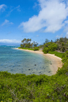Hawaii, island of Molokai, twenty mile beach - RUNF01858