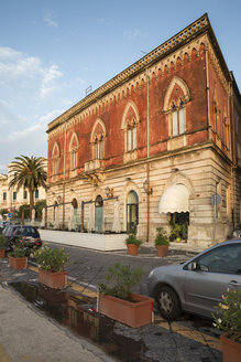 Italy, Sicily, Ortygia, Syracuse, Palazzo Lucchetti Cassola - MAMF00567