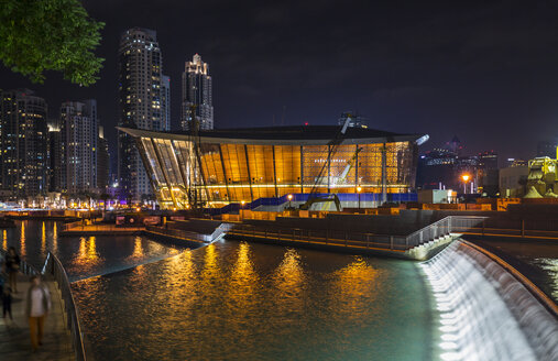 United Arab Emirates, UAE, Dubai, Opera - HSIF00501