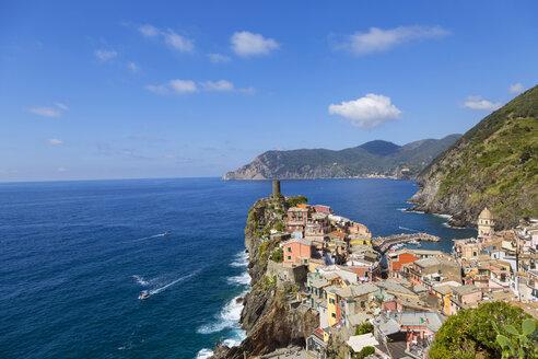 Italy, Liguria, Cinque Terre, Vernazza - HSIF00537