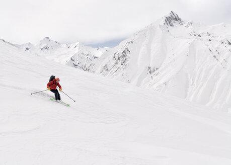 Georgia, Caucasus, Gudauri, Ski Touring - ALRF01479