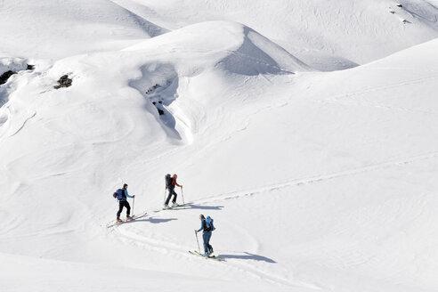 Georgia, Caucasus, Gudauri, Ski Touring - ALRF01491